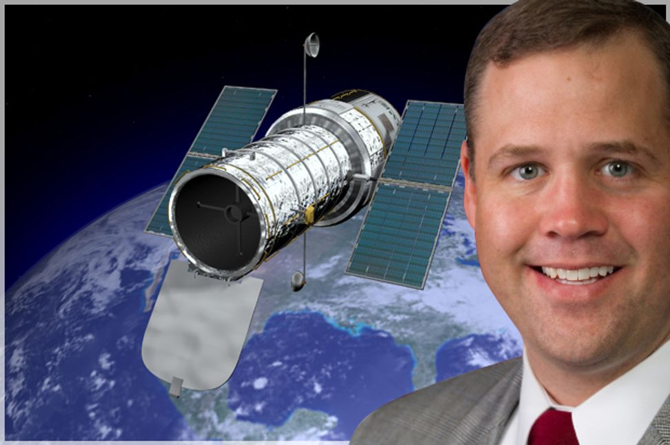 Trump pick for NASA chief doesn't understand science