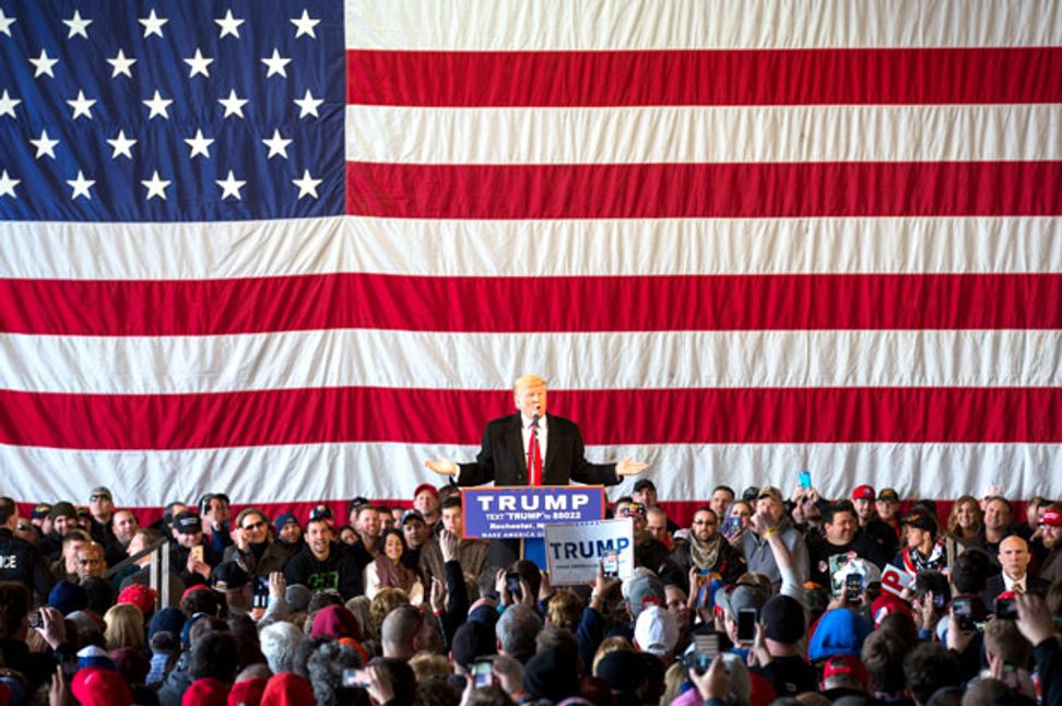 Frightening ways Trump's America mirrors Hitler's Germany   Salon.com