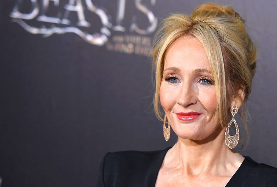 J.K. Rowling expertly slams President Trump's rant about Hillary Clinton in a single tweet