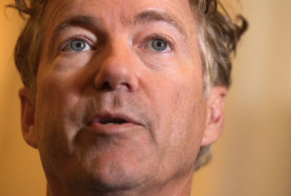 GOP Senator Rand Paul, a chief critic of Obamacare, is going to Canada to get hernia surgery: report