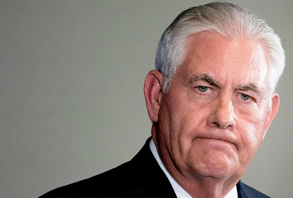 Rex Tillerson's agony, and ours: Trump's revolving door will keep spinning | Salon.com