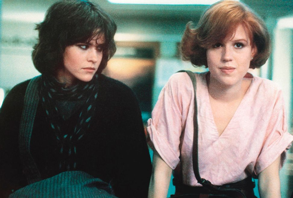 "This deleted scene from ""The Breakfast Club"" has been under wraps for 32 years"