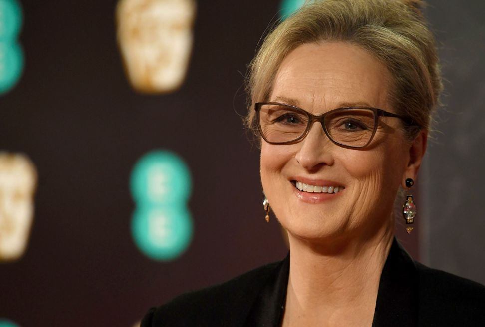 Meryl Streep calls out Melania and Ivanka's silence in face of #MeToo