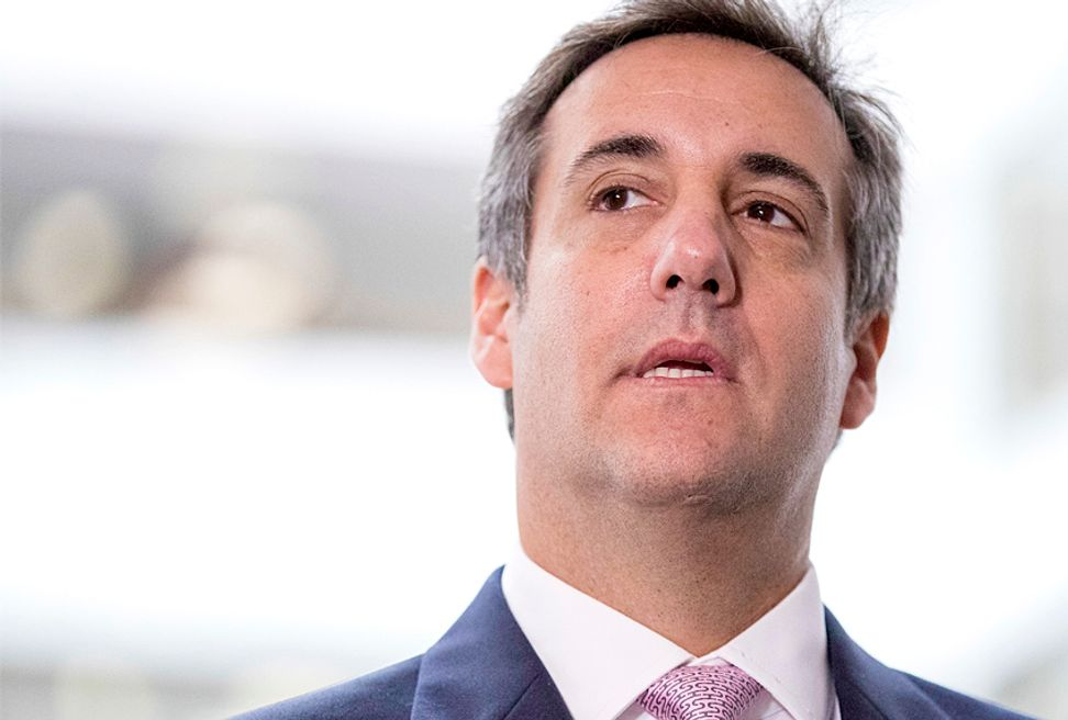 """Trump's lawyer may have committed """"a colossal screw up"""" by speaking about Stormy Daniels"""