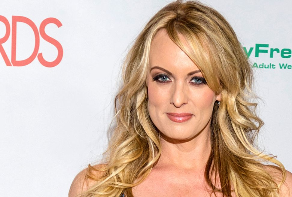 "Porn ""disruption"" makes Stormy Daniels a rare success in increasingly abusive industry 