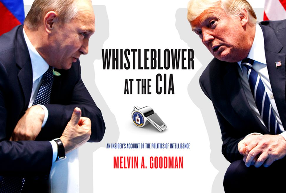 "Veteran CIA agent on Trump: ""Corruption like we've never seen before"" | Salon.com"