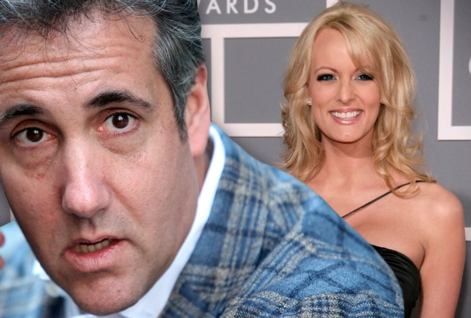 Michael Cohen, Stormy Daniels and the collapse of Donald Trump's long con