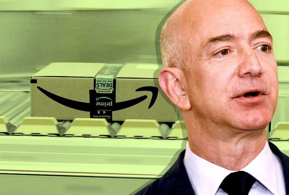 Amazon and America's real divide   Salon.com