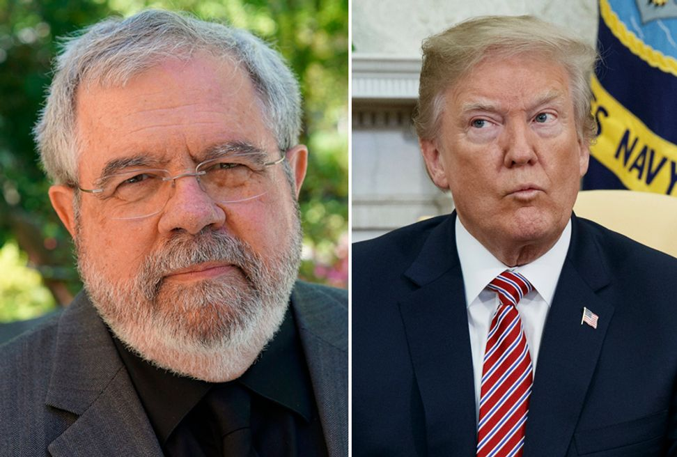 """Pulitzer-winning reporter David Cay Johnston: """"The evidence suggests Trump is a traitor"""" 