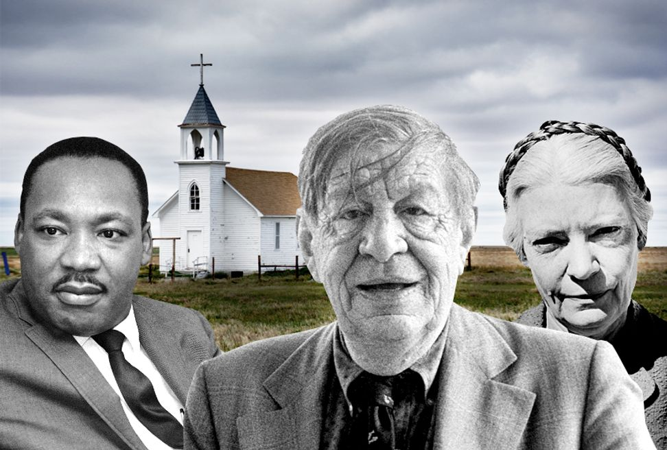Whatever happened to the Christian intellectual? Progressive faith in a secular age