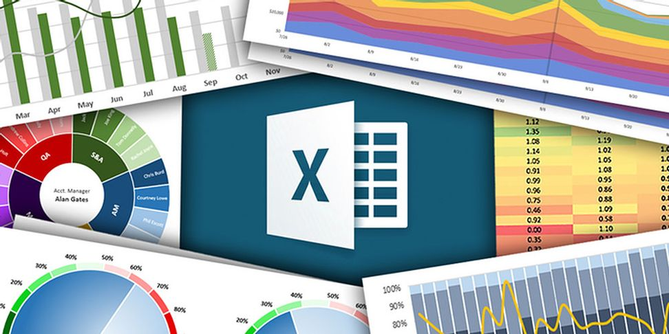 Develop advanced Excel skills with this bundle