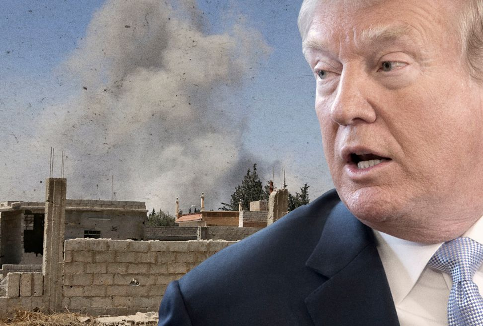 """U.S. military leaders are """"embarrassed"""" by Trump, forced to apologize for Syria withdrawal: report"""