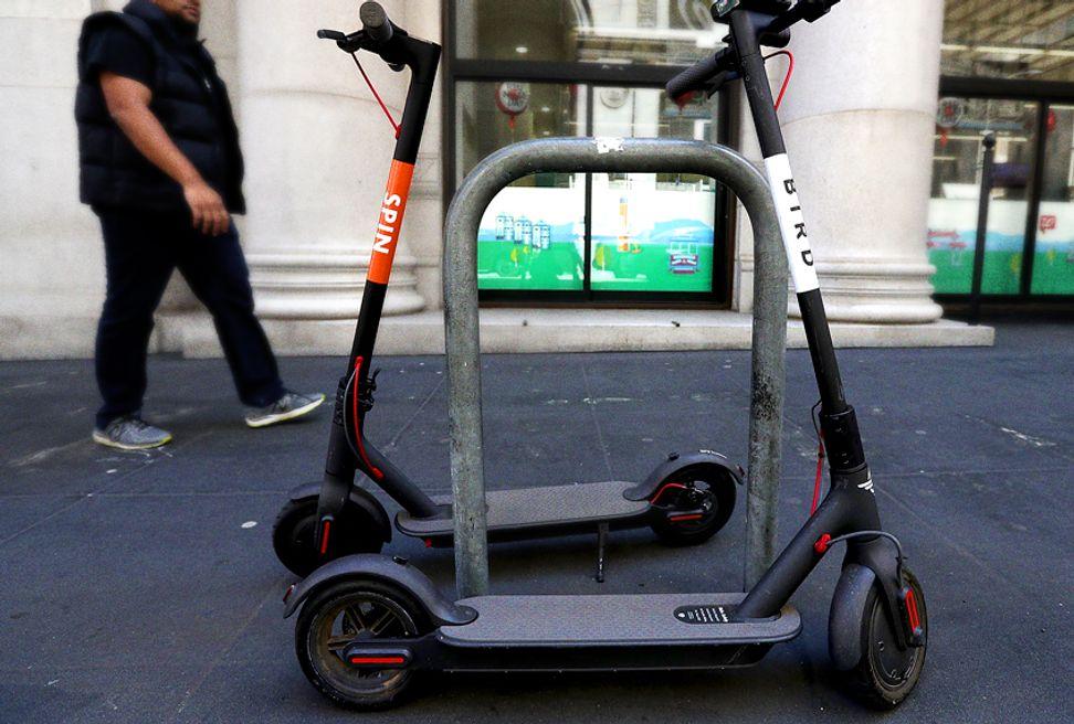 Scooter race to the bottom: Three scooter companies, one exploitative labor model | Salon.com