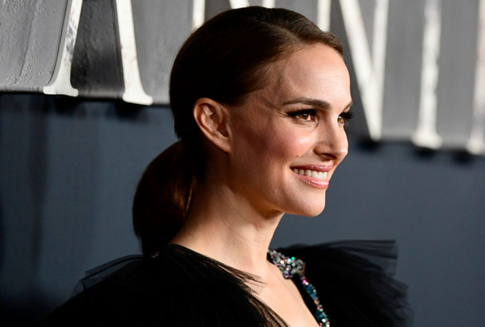 """Natalie Portman on current aims of Time's Up: """"There is a resistance"""" to inclusion riders 