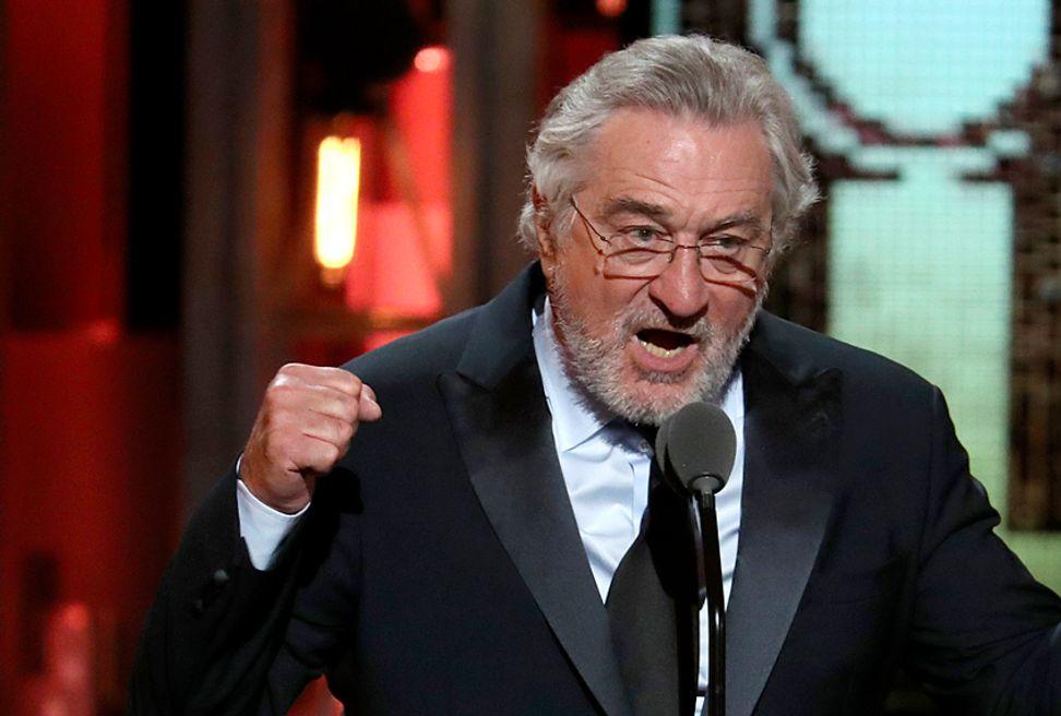 Robert De Niro's Mueller haunts Eric Trump is scathing SNL skit