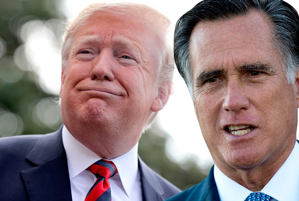 The fantasy of Mitt Romney's heroism is dissolving even faster than expected