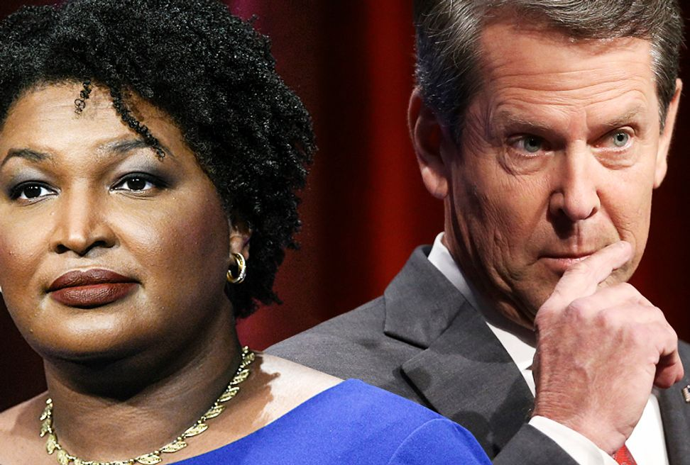 Judge rules against Brian Kemp: Stacey Abrams scores major legal win in Georgia governor's race
