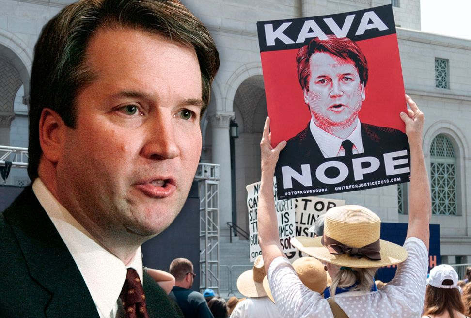 Here's why the allegation against Kavanaugh is credible: He's smeared and attacked women before