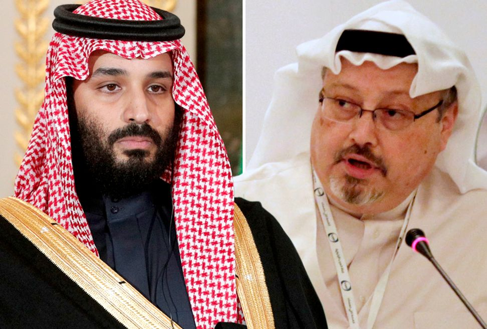 "Washington Post slams Trump for ""statement smearing Jamal Khashoggi and giving Saudi Arabia a pass"" | Salon.com"