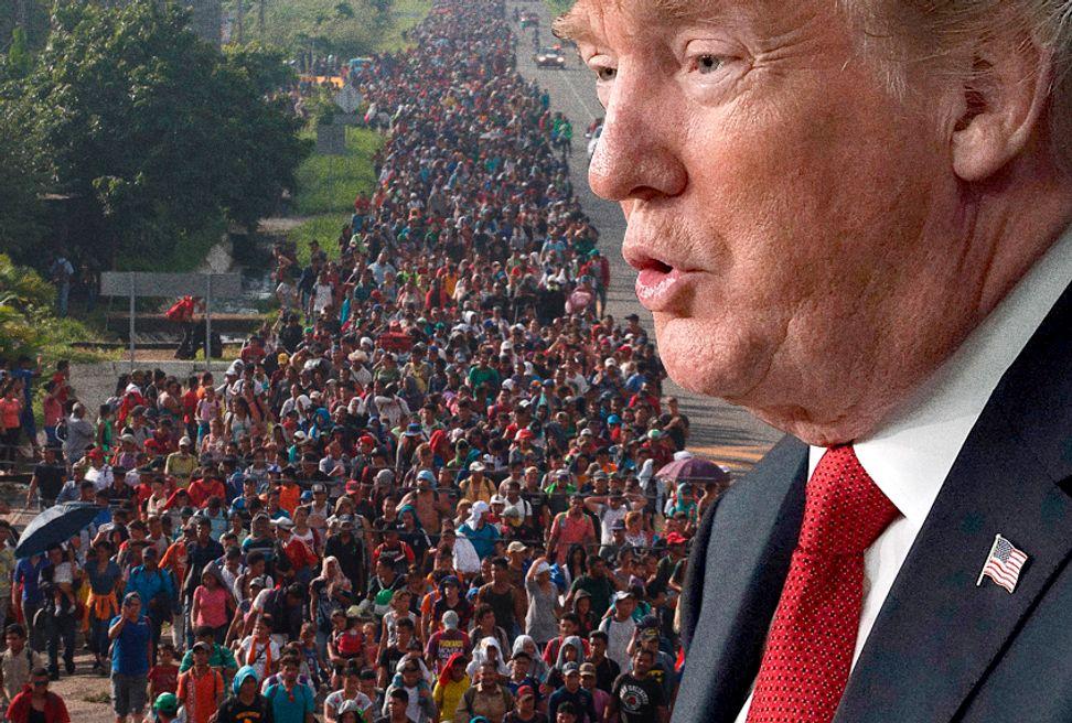 Federal judge rules against Trump on migrant caravan, blocks changes to asylum rules
