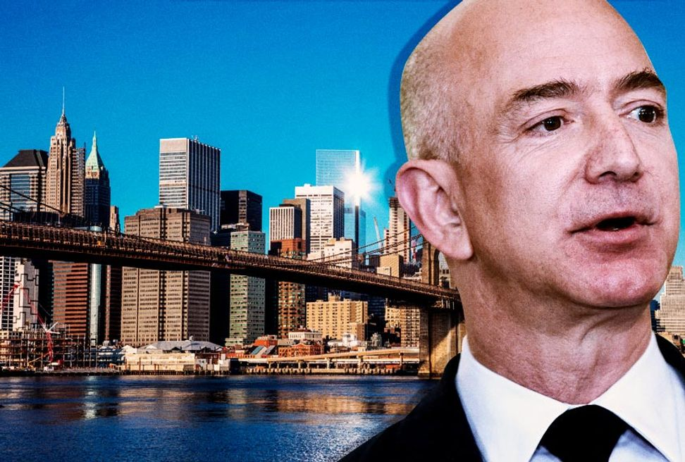 Let Bezos fend for himself and forgive student debt instead