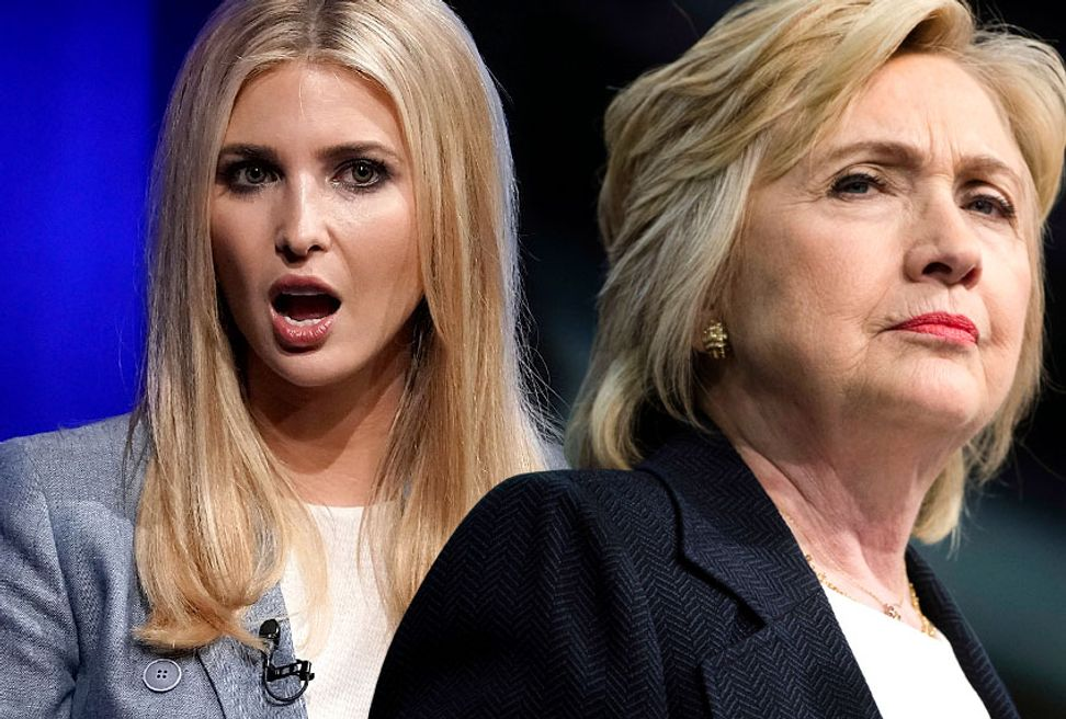 Ivanka Trump's email hypocrisy is especially grating — and reeks of sexism | Salon.com