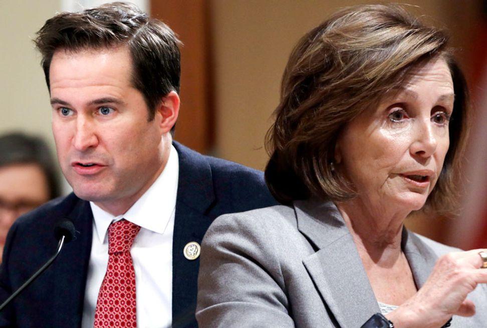 Anti-Pelosi Democrats face their own revolt