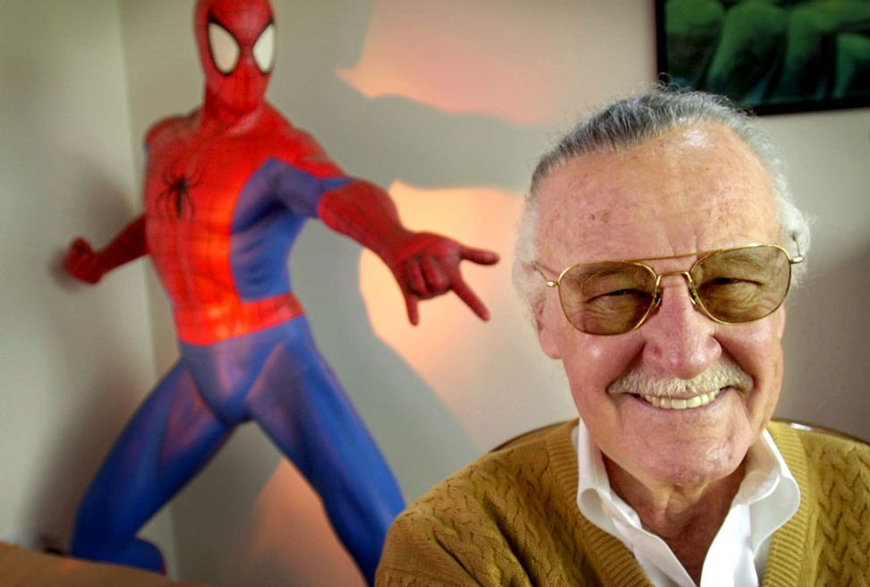 Stan Lee, me, and the liberal Jewish identity that binds us   Salon.com