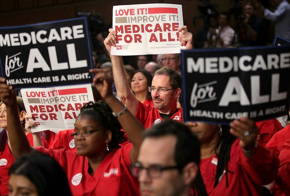New analysis suggests Democrats are wrong to fear Medicare for All | Salon.com