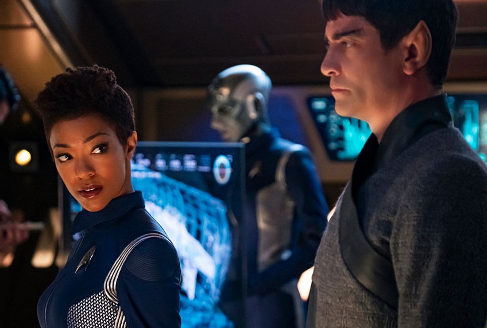 """Where """"Star Trek: Discovery"""" boldly goes: Season 2 explores feminist frontiers"""