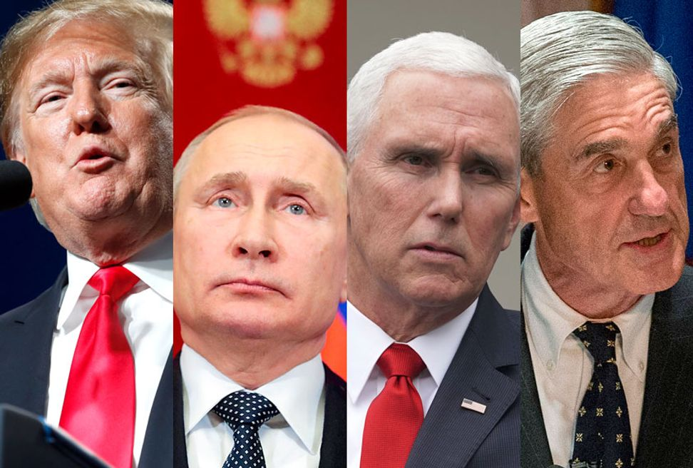"""Former Bush official Richard Painter: """"Substantial chance"""" Trump is being blackmailed by Putin"""