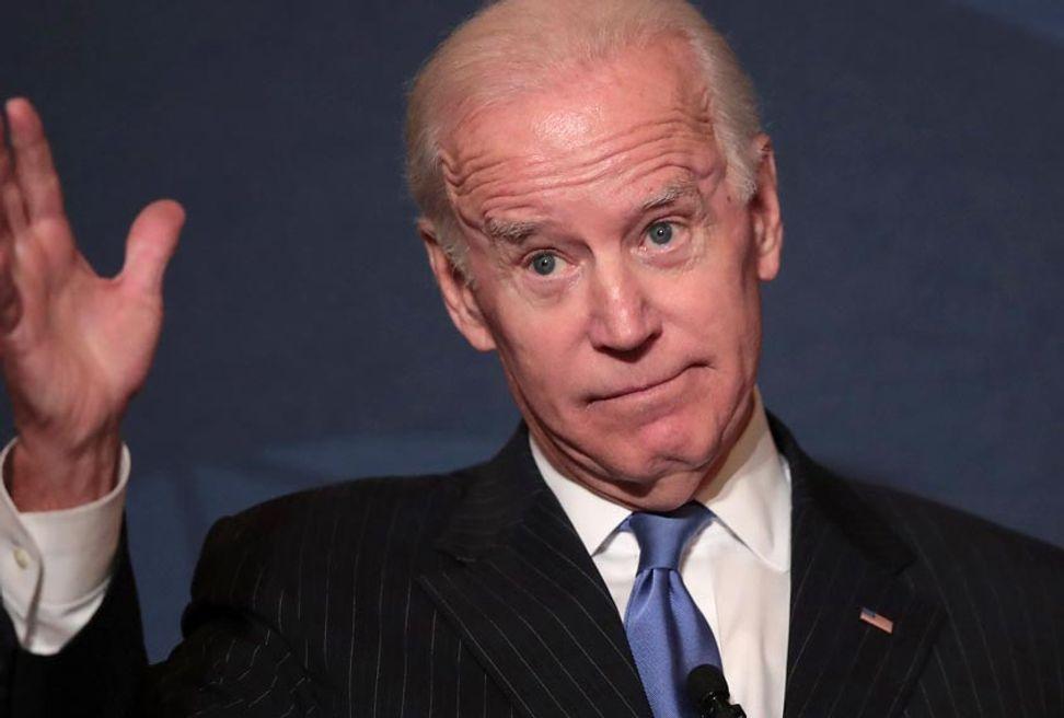 Joe Biden has a problem with pot